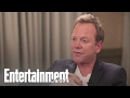 Why Kiefer Sutherland Decided Not To Give Up Alcohol | Entertainment Weekly
