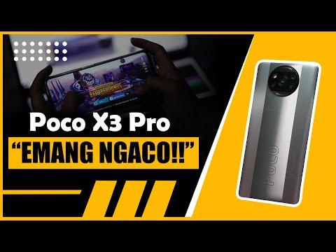 "Review POCO X3 Pro: ""EMANG NGACO NIH HP..!!"""