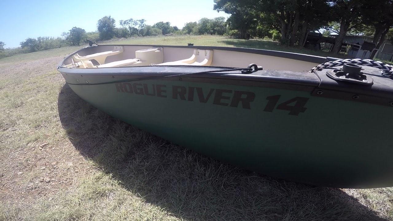old town rouge river 14 over view, review, and small upgrades