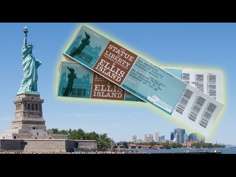 After Picking Up Your Statue of Liberty Tickets At Castle Clinton, Here
