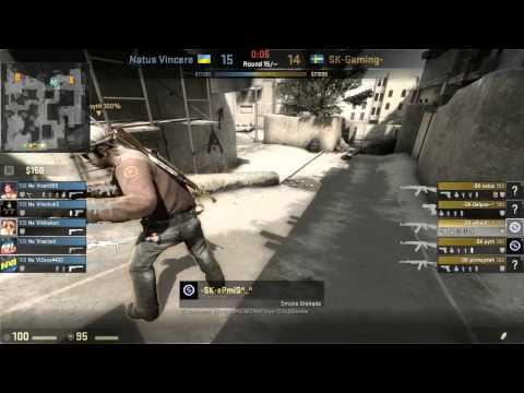 ESEA Invite: Natus Vincere vs SK Gaming