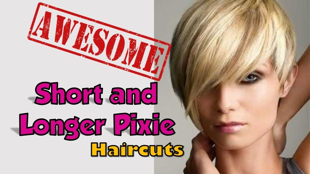 50 Best Short And Longer Pixie Cut Hairstyle Ideas For Women Youtube