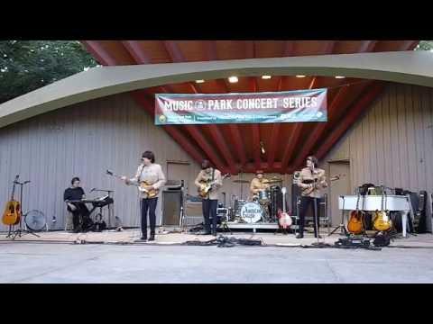 American English - Shea Stadium Tribute (Aug. 4, 2016) Beatles Tribute Band - Rockford, IL