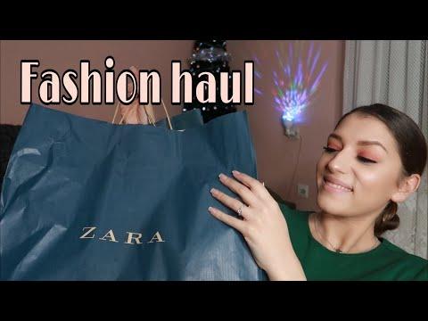 Fashion Haul | Zara, Waikiki, Bershka, etc.