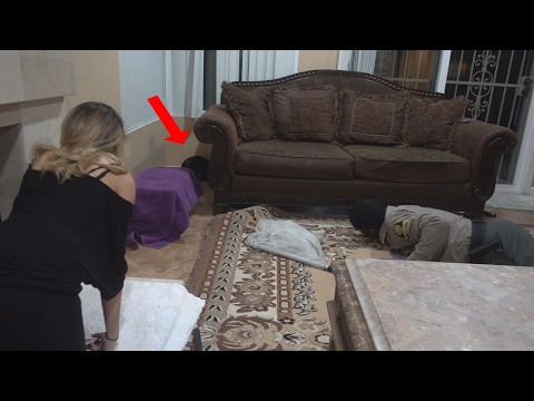 WE HAD TO CALL ANIMAL CONTROL!! (CRAZY FOOTAGE)