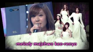 Gambar cover Girls' Generation |How Great is Your Love| (Karaoke)