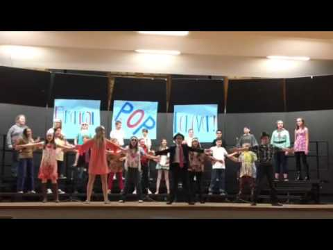 Lily's musical 1970's
