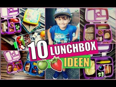 10 tolle bento box ideen f r kids fr hst ck und snacks. Black Bedroom Furniture Sets. Home Design Ideas