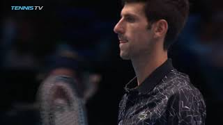 Djokovic and Zverev win to set showdown in London | Nitto ATP Finals 2018 Semi-Final Highlights