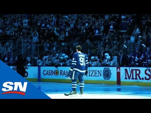 Toronto Gives John Tavares Huge Ovation After Rough Experience Against Islanders