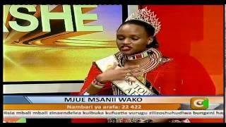 Mjue Msanii Wako: Miss Tourism Africa