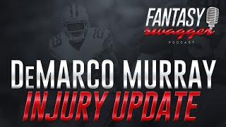 DeMARCO MURRAY INJURY: Dallas Cowboys RB Breaks Hand, Team to Turn to JOSEPH RANDLE?