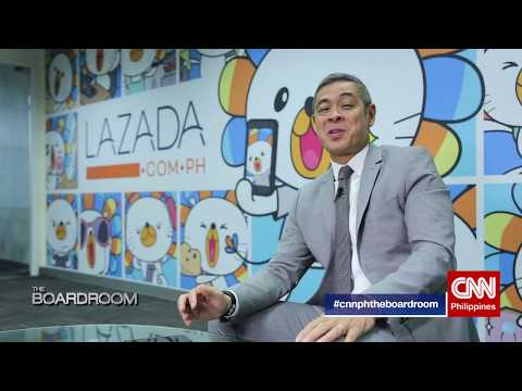 THE BOARDROOM - Lazada Philippines