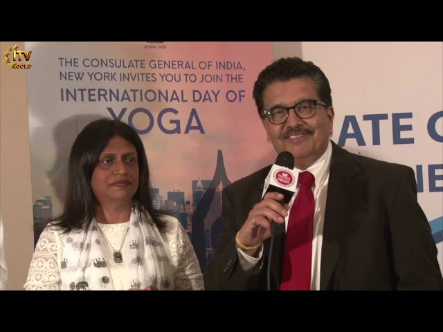 Ashok Vyas Present A Special Feature on International Day of Yoga 2019 - Wide Angle