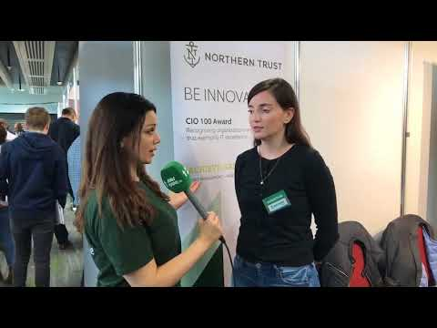 We spoke to Northern Trust at Jobs Expo Cork - 12th May, 2018