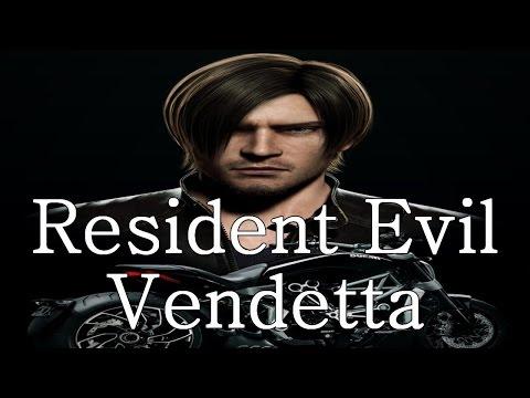 Resident Evil Vendetta, el titulo de la nueva película animada.