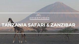 Tanzania Safari & Zanzibar - Adventuredk