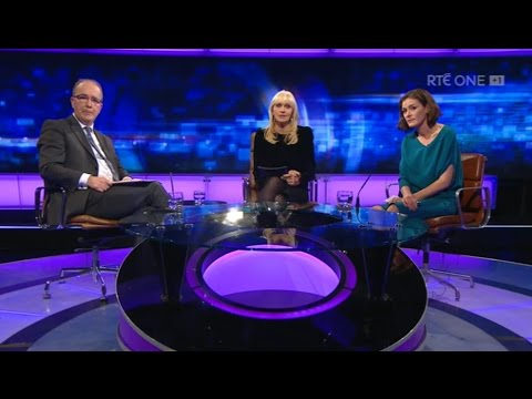 RTÉ Prime Time, April 4 2017,  Water Charges