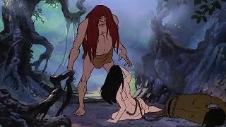 vuclip Fire & Ice Animated Cartoon Full Movie In English (1983) | Part 5/8