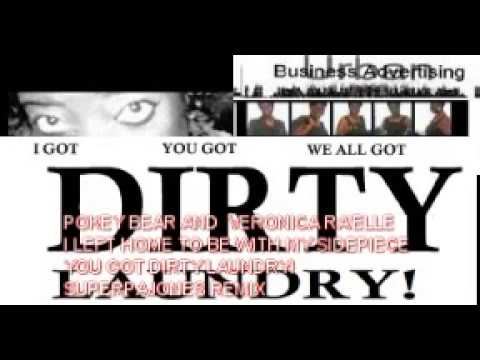 DIRTY LAUNDRY REMIX SIDEPIECE