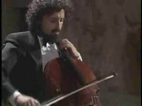 Bach - Cello Suite No.6 i-Prelude