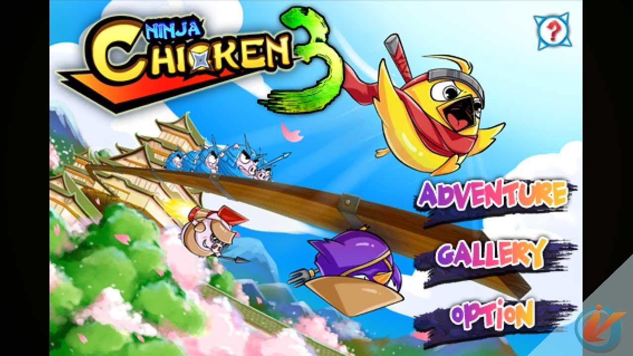 ninja chicken game