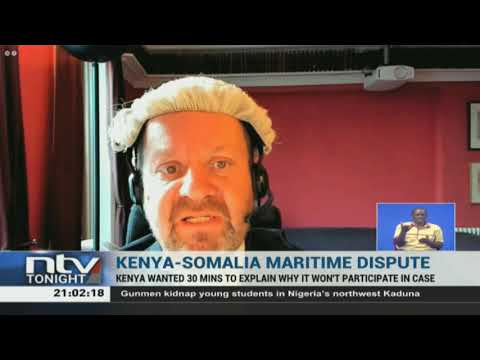 Kenya-Somalia maritime dispute: ICJ rejects Kenya's request to address it