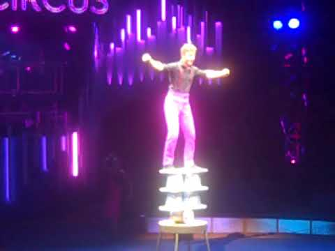 Big Apple Circus at Sussex County Fairgrounds Oct 8th pt 1