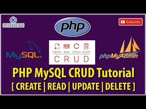 PHP Mysql Basic Complete Tutorial