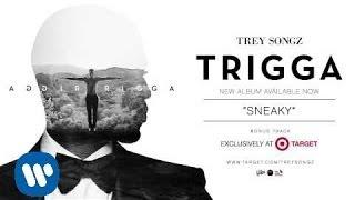 Trey Songz - Sneaky [Official Audio] TARGET Bonus Track