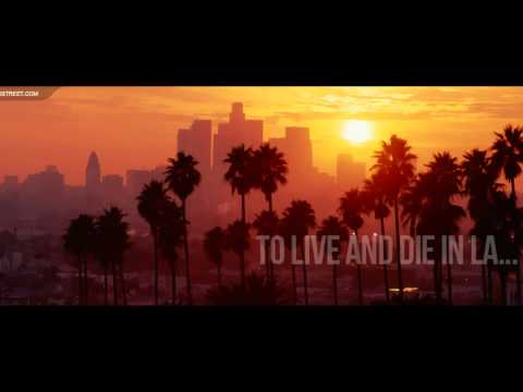 2Pac - To live & die in LA (Screwed & Chopped)