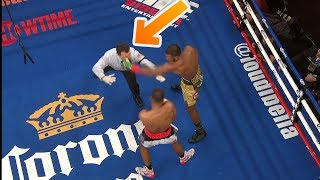 Referees Under Attack | Fighters Hitting the Ref thumbnail