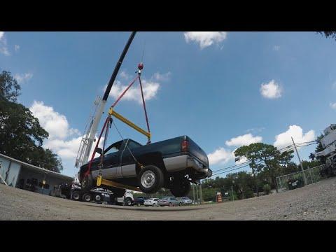 Think Super Glue Can Lift A Pickup Truck?