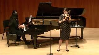 Bourgeois Trombone Concerto