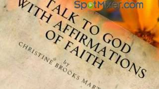 Talk to God with Affirmations of Faith