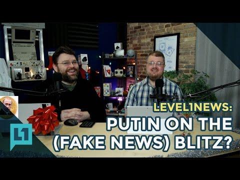 Level1 News: 2016-11-29 -- Something Something Fake News