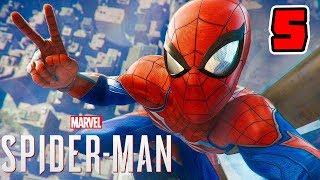 Spider-Man PL (05) - WYWALILI NAS Z PRACY! [PS4 PRO] | 4K | Vertez