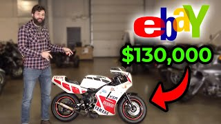I Found out why someone bought my bike for $130k (I couldn't believe it either)