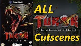 Turok: Evolution All Cutscenes (Important Dialogue)