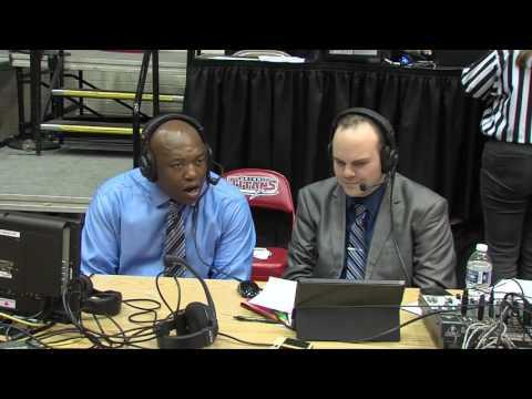 WBB Postgame Interview - George Mason