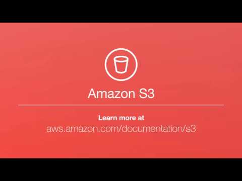 Introduction to the New Amazon S3 Console
