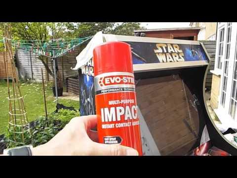 MAME Bartop Arcade Machine build. Part 19 (FINAL VIDEO)