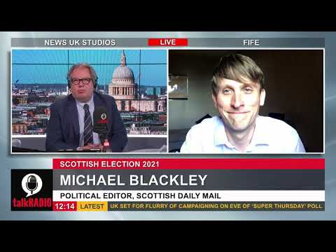Scottish election 2021: Does Scotland's future lie in or out of the Union?