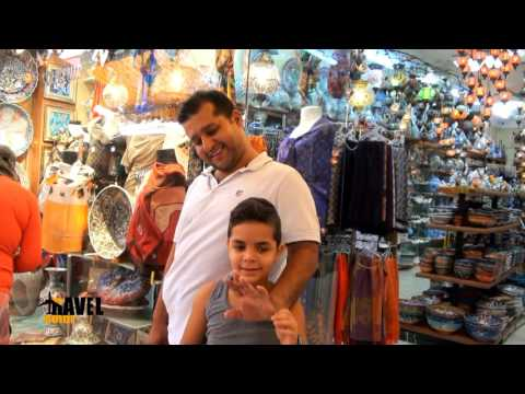 Travel Guide Grand Bazaar Kusadasi