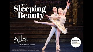 World Ballet Day 2018 - MA Arts Live Stream (Rehearsal - Sleeping Beauty