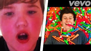 This kid made a diss track on me, so I made one back...