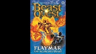 Beast Quest Reviews Series 11 - Flaymar The Scorched Blaze
