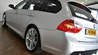 BMW 3 Serie BWJ 2008 Touring 335d 286PK Automaat High Executive M-sport2e PINKSTERDAG
