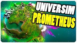 The Universim Game - New Prometheus Update   Universim Gameplay (God Game Sim)