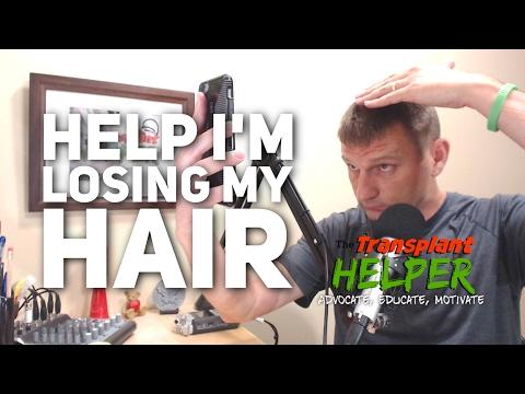 Why Am I Losing My Hair? Hair Loss and Prograf